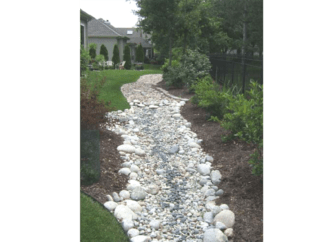 drainage feature
