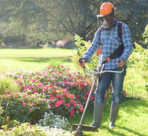 ommercial landscape and maintenance safety