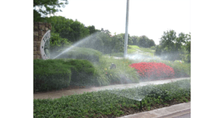 commercial irrigation system by Pinnacle