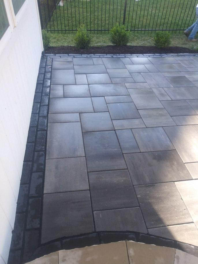 rock the patio tile and stone